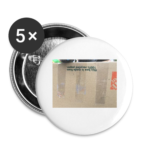 Kian - Buttons small 1'' (5-pack)
