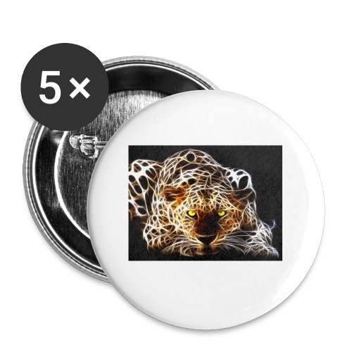 close for people and kids - Buttons small 1'' (5-pack)