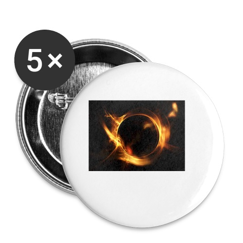 Fire Extreme 01 Merch - Buttons small 1'' (5-pack)