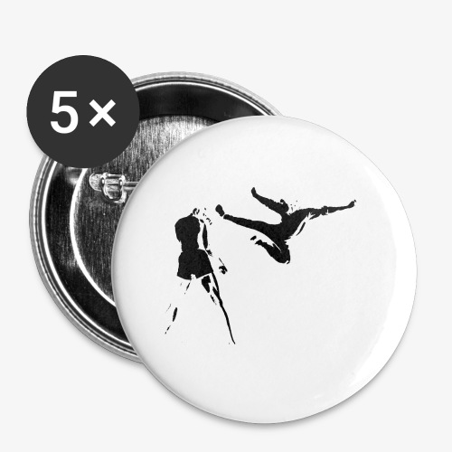 G Death - Buttons small 1'' (5-pack)