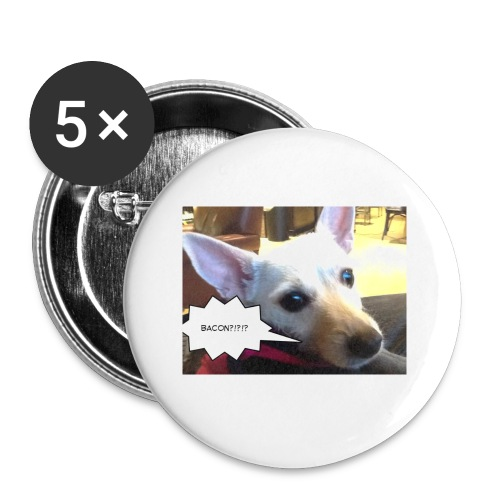 I smell bacon - Buttons small 1'' (5-pack)