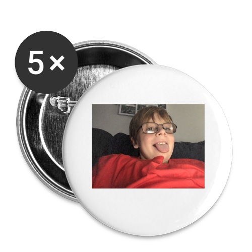 Lol - Buttons small 1'' (5-pack)