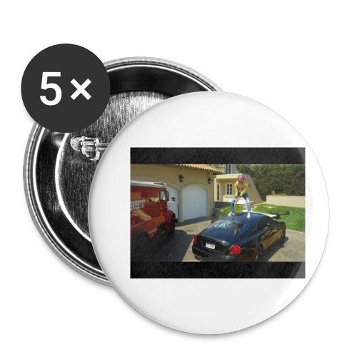 ESSKETIT - Buttons small 1'' (5-pack)