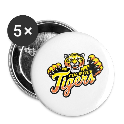 Courtice FINAL - Buttons small 1'' (5-pack)