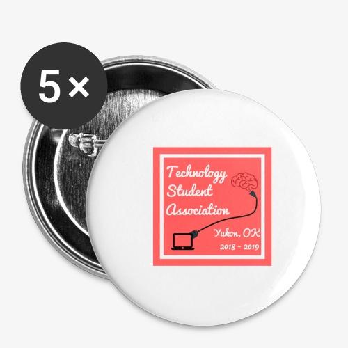Technology Student Association - Yukon, OK | 2018 - Small Buttons