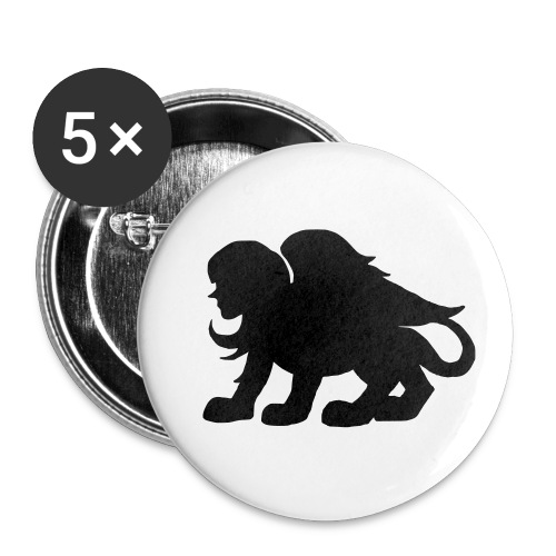 poloshirt - Buttons small 1'' (5-pack)