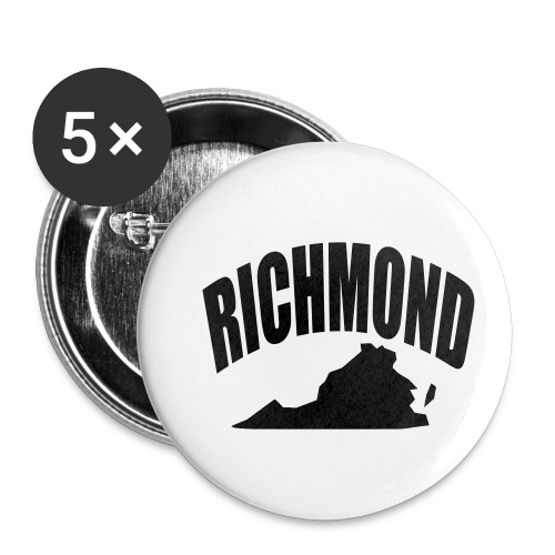 RICHMOND - Buttons small 1'' (5-pack)