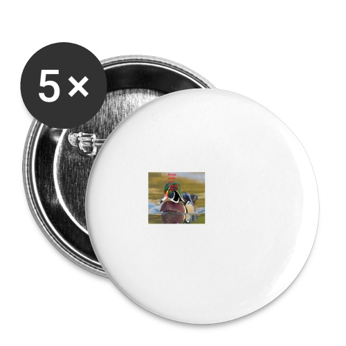 duck_life - Buttons small 1'' (5-pack)