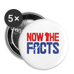Now the Facts Gear - Small Buttons