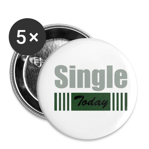 Single Today - Buttons small 1'' (5-pack)