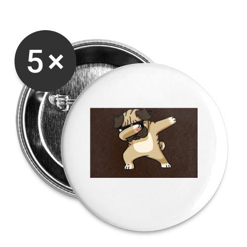 7FD307CA 0912 45D5 9D31 1BDF9ABF9227 - Buttons small 1'' (5-pack)