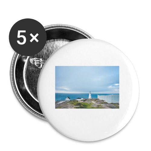 Merch - Buttons small 1'' (5-pack)