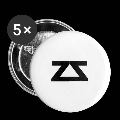 ZOZ - Buttons small 1'' (5-pack)