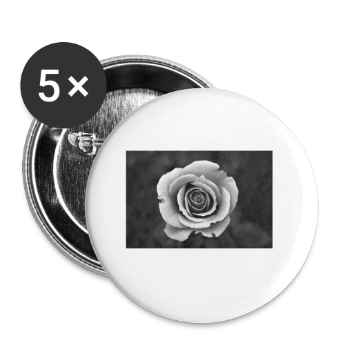 dark rose - Buttons small 1'' (5-pack)