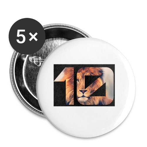 YRBN - Buttons small 1'' (5-pack)