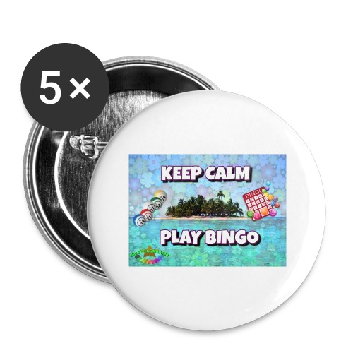 SELL1 - Buttons small 1'' (5-pack)