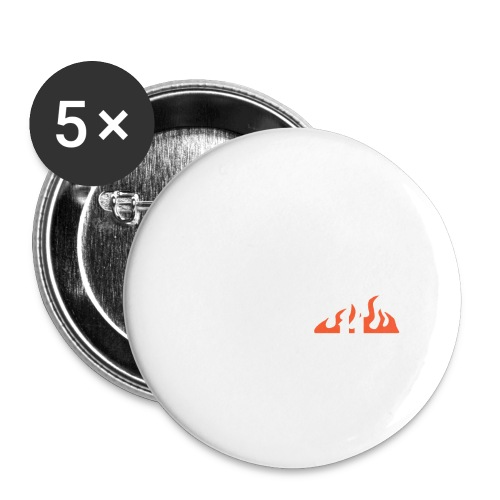 The Grillmother - Buttons small 1'' (5-pack)