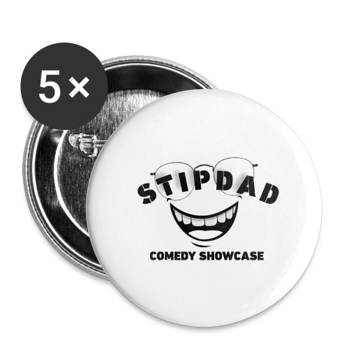 Stipdad Tribute - Buttons small 1'' (5-pack)