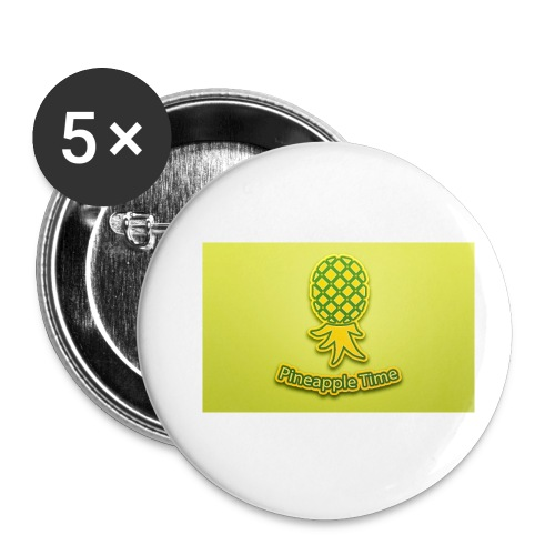 Swingers - Pineapple Time - Buttons small 1'' (5-pack)