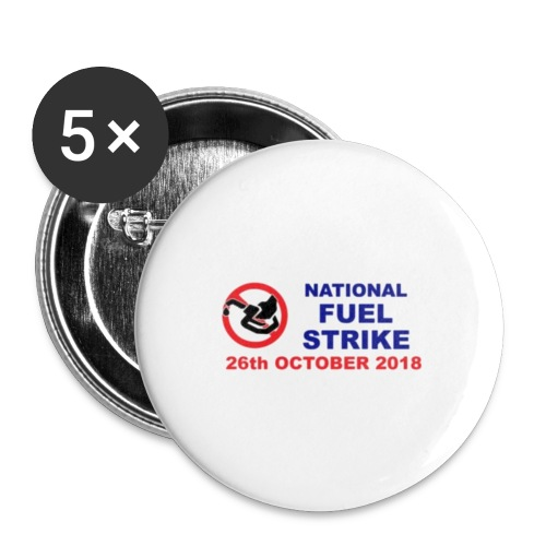 Fuel Strike Pin - Buttons small 1'' (5-pack)