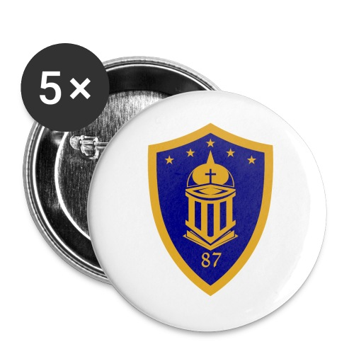Design 002a - Buttons small 1'' (5-pack)