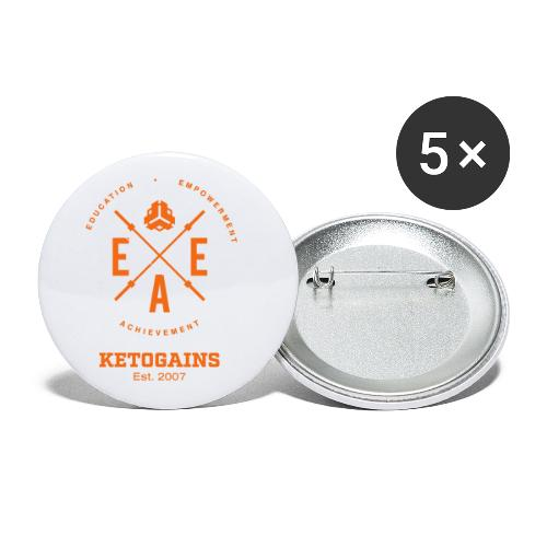 EEA 2017 AI - Buttons small 1'' (5-pack)