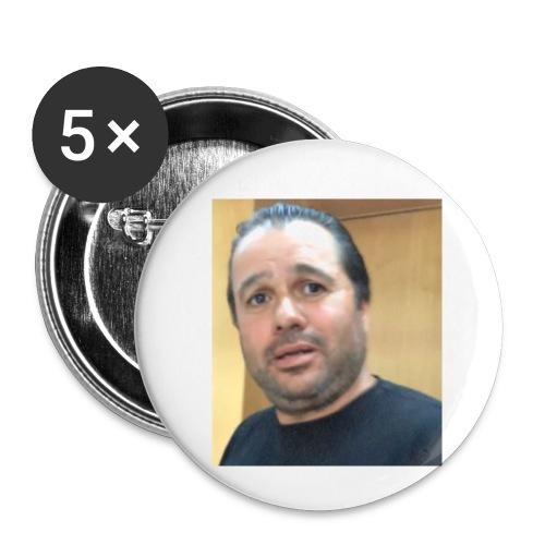 Hugh Mungus - Buttons small 1'' (5-pack)