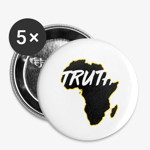 Truth - Buttons small 1'' (5-pack)