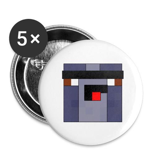 Bootleg Fishspill Emblem - Buttons small 1'' (5-pack)