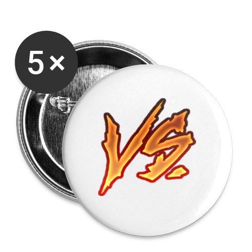 VS LBV merch - Buttons small 1'' (5-pack)