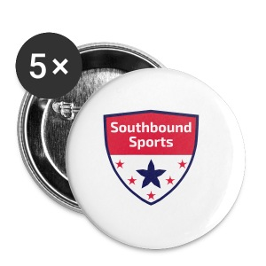 Southbound Sports Crest Logo - Small Buttons