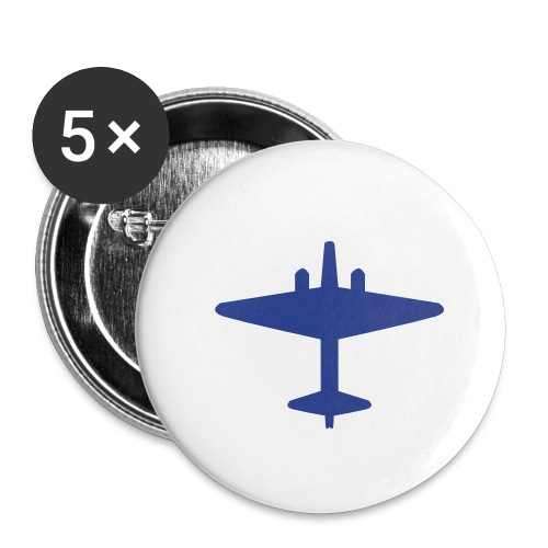 UK Strategic Bomber - Axis & Allies - Buttons small 1'' (5-pack)
