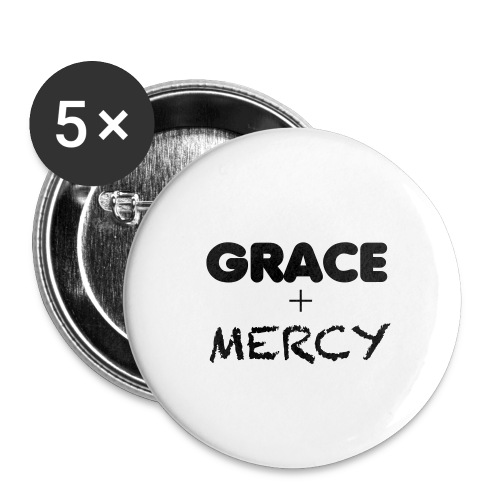 G&M - Buttons small 1'' (5-pack)