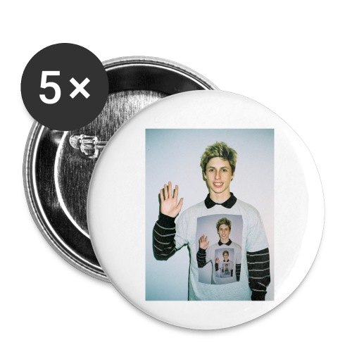 lucas vercetti - Buttons small 1'' (5-pack)