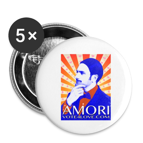 Amori_poster_1d - Small Buttons