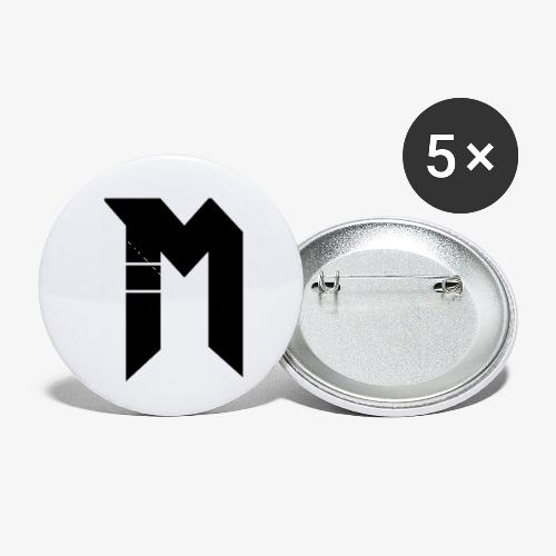 Bestsellers Logo only - Buttons small 1'' (5-pack)