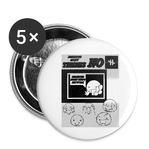BRIGHTER SIGHT NEWS NETWORK - Buttons small 1'' (5-pack)