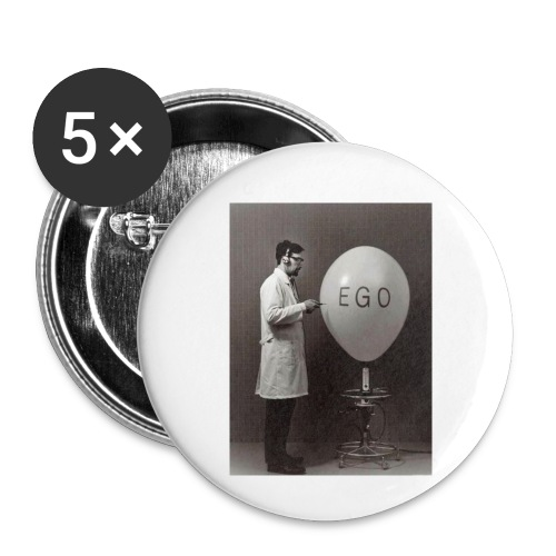 Ego - Buttons small 1'' (5-pack)