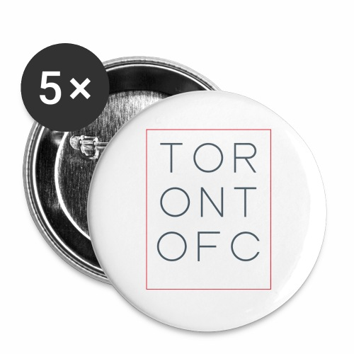 TFC - Buttons small 1'' (5-pack)