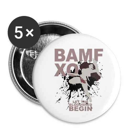 katggg png - Buttons small 1'' (5-pack)