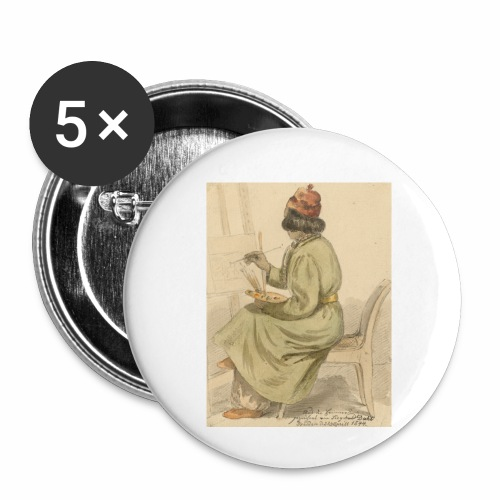 rs portrait sp 02 - Buttons small 1'' (5-pack)