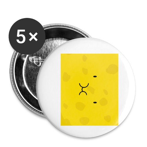 Spongy Case 5x4 - Buttons small 1'' (5-pack)