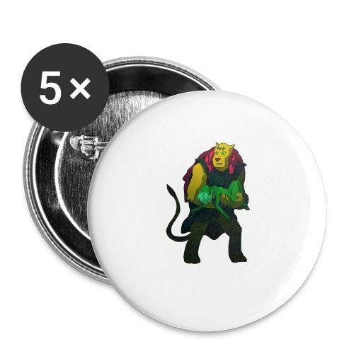 Nac And Nova - Small Buttons