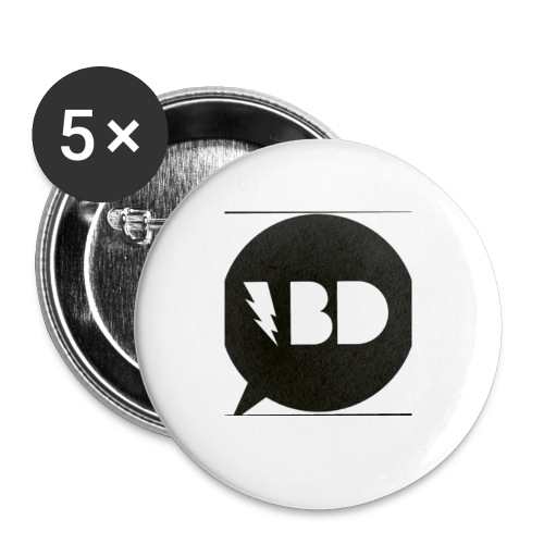 BD Clan - Small Buttons