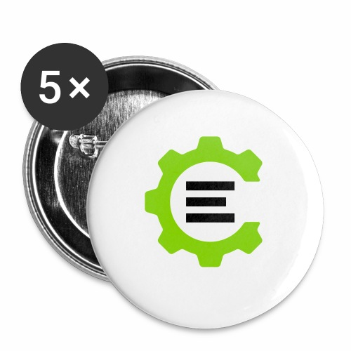 Giant Logo - Buttons small 1'' (5-pack)
