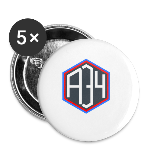 Adrian 34 LOGO - Buttons small 1'' (5-pack)