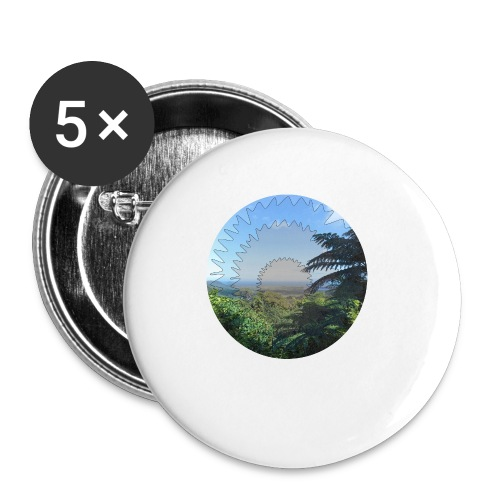 Landscape Filter - Buttons small 1'' (5-pack)