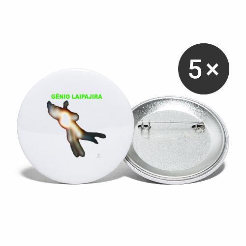 GE NIO LAIPAJIRA - Buttons small 1'' (5-pack)