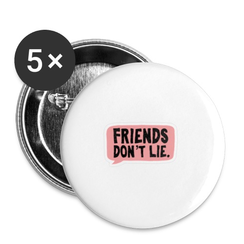 ST pin - Buttons small 1'' (5-pack)