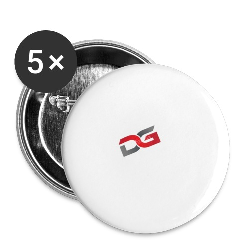 DGHW2 - Buttons small 1'' (5-pack)